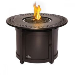 Napoleon Victorian Round Fire Pit Table