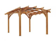 Outdoor GreatRoom Sonoma Pergola (12' x 16')