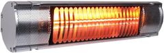 Aura Infrared Outdoor Patio Heater - Wall-Mount