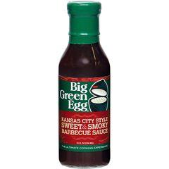 The Big Green Egg Kansas City Style Sweet & Smoky Sauce