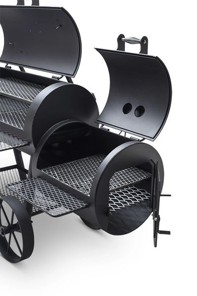 Yoder Smokers Wichita Loaded 20 Quot Grill And Offset