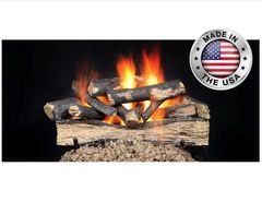 Fireside Versawood Gas Log Kit