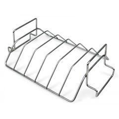 The Big Green Egg Stainless Rib & Roast Rack