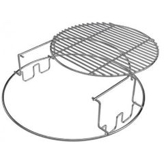 The Big Green Egg 2 Piece Multi-Level Rack