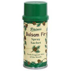 Balsam Fir Spray sachet