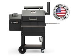 Yoder Smokers YS480 Pellet Grill
