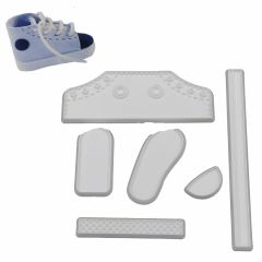 BABY TENNIS SHOE CUTTER SET