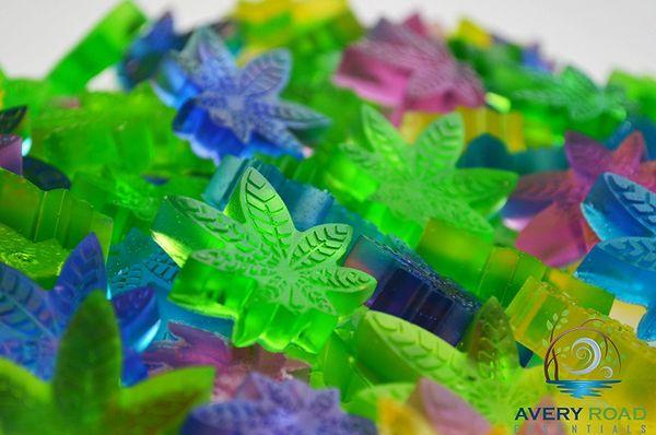 Marijuana Leaf Gummy Mold Sugar N Spice