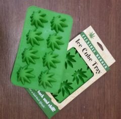MARIJUANA LEAF CHOCOLATE/ ICECUBE MOLD