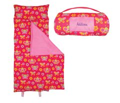 Personalized Butterfly Nap Mat by Stephen Joseph