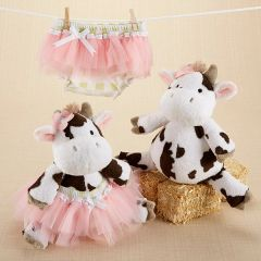 Callie the Cow and Bloomer for Baby