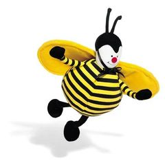 "10.5"" Personalized Chiming Bed Bug - Bumble Bee"