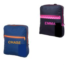 Personalized Backpacks - 7 Styles