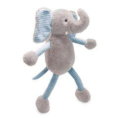 "18"" Baby Long Legs Elephant"