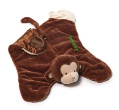 "Personalized 22"" Monkey Comfy Cozy"