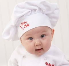 Personalized Tiny Chef Three-Piece Gift Set