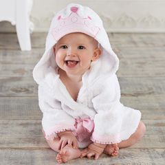 Personalized Little Princess Hooded Spa Robe