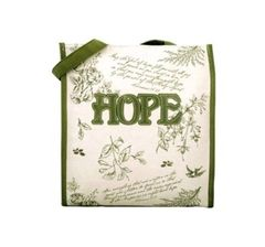 Hope Canvas Tote