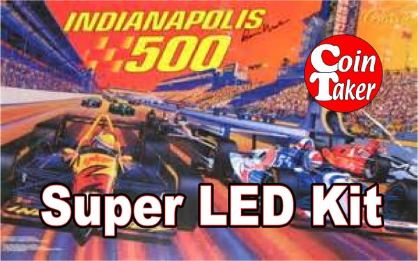 2. INDIANAPOLIS 500 LED Kit w Super LEDs