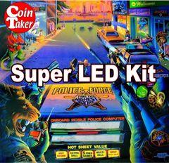 2. POLICE FORCE LED Kit w Super LEDs
