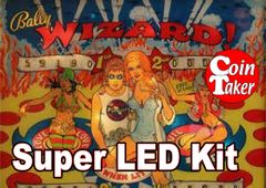 2. WIZARD LED Kit w Super LEDs