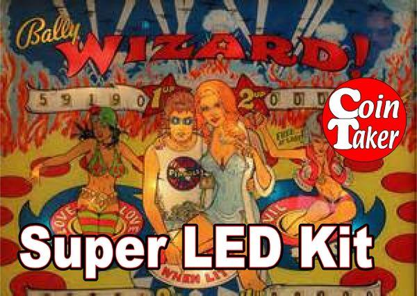 2. WIZARD LED Kit w Super LEDs
