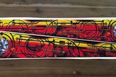 Ironman Pinball Inner Art PinBlades