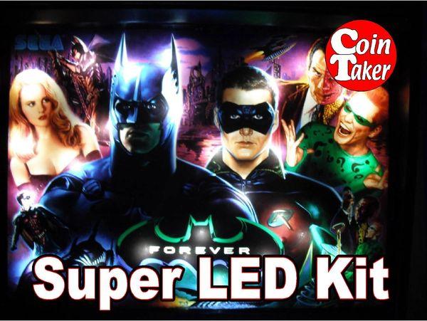 2. BATMAN FOREVER LED Kit w Super LEDs
