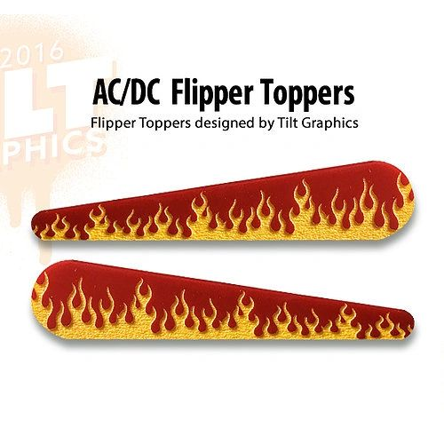 AC/DC TG-Flipper Toppers