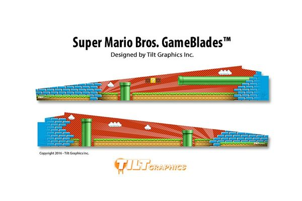 Super Mario Bros. GameBlades