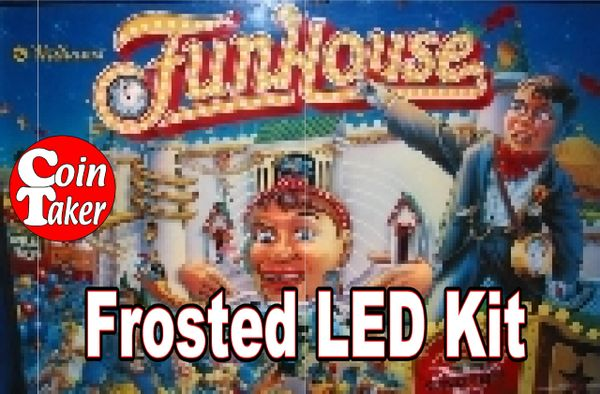 3. FUNHOUSE LED Kit w Frosted LEDs