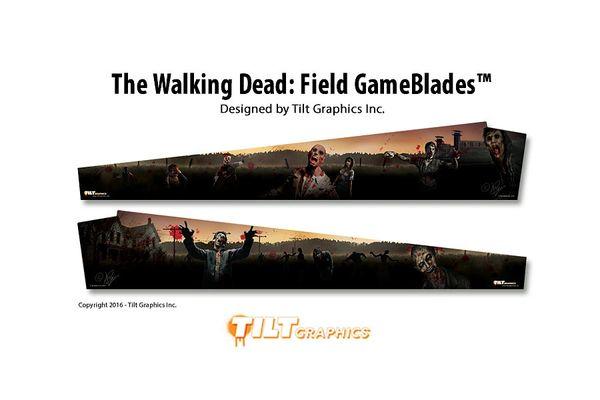 The Walking Dead: Field GameBlades