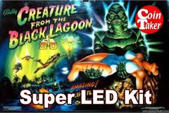 2. CREATURE FROM THE BLACK LAGOON LED Kit w Super LEDs
