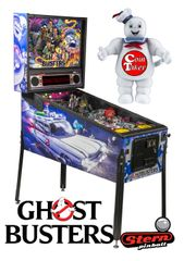 GhostBusters Pinball, Stern Premium Edition