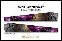 X-MEN GAME BLADES