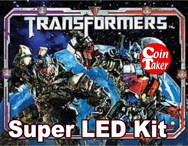 TRANSFORMERS -2 Pro LED Kit w Super LEDs
