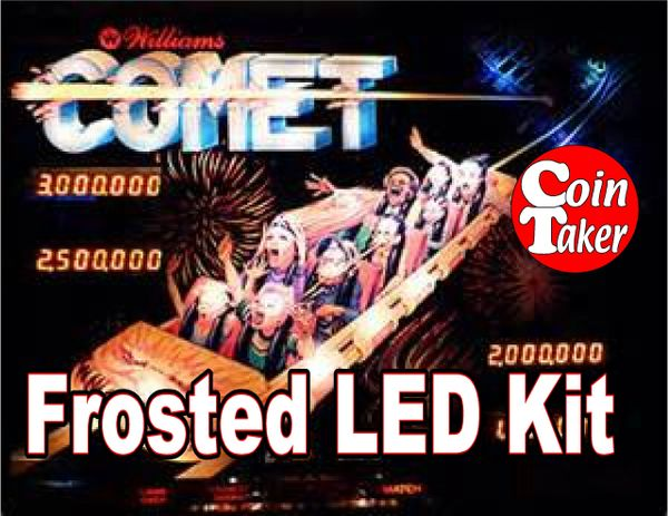 3. COMET LED Kit w Frosted LEDs