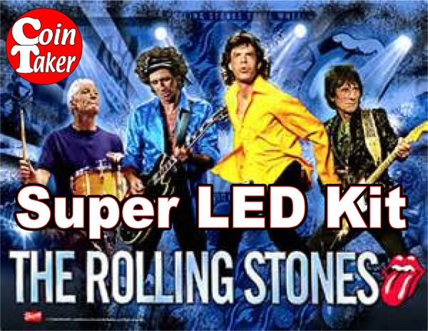 ROLLING STONES-2 LED Kit w Super LEDs