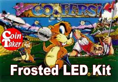 3. NO GOOD GOFERS LED Kit w Frosted LEDs