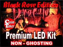 2. BRAM STOKER'S DRACULA - BLACK ROSE EDITION LED Kit w Super LEDs
