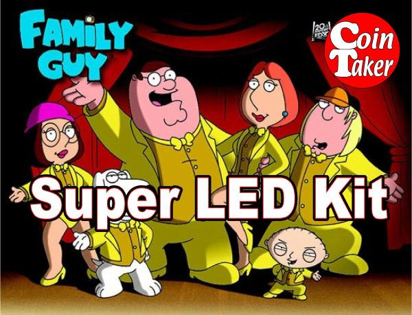 Family Guy-2 LED Kit w Super LEDs