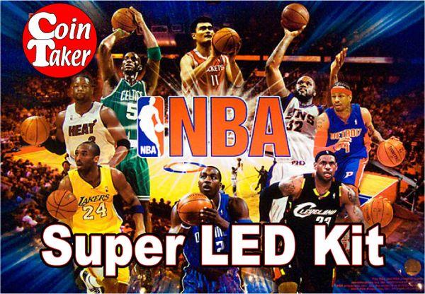 NBA ALL STARS-2 Pro LED Kit w Super LEDs