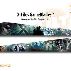X-Files GameBlades