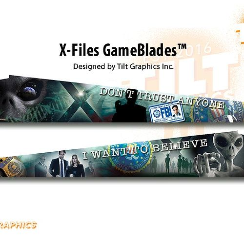 X-Files GameBlades