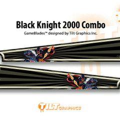 Black Knight 2000: Combo GameBlades