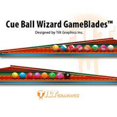 Cue Ball Wizard: GameBlades