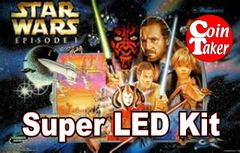 2. SWE1 LED Kit w Super LEDs