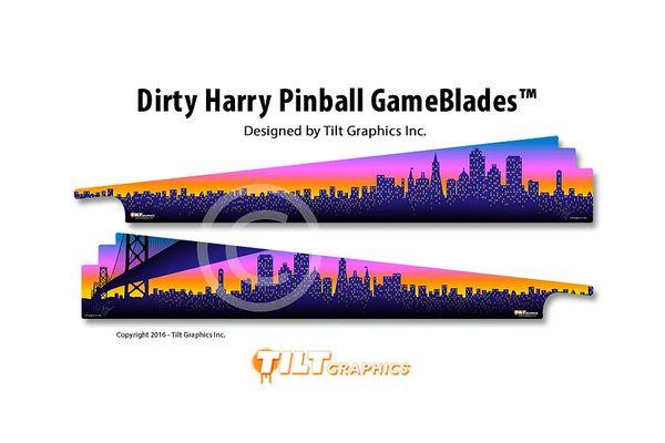 Dirty Harry GameBlades