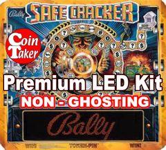 1. SAFE CRACKER LED Kit with Premium Non-Ghosting LEDs