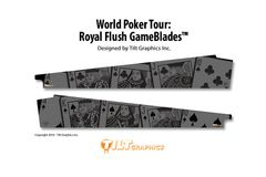 World Poker Tour: Royal Flush Gameblades